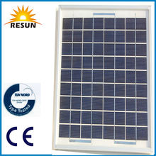 High Quality 150W poly solar panel with CE CEC TUV ISO certificate