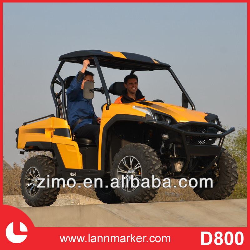 All terrain utility vehicle 800cc