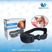 2015 stubborn dog educational bark depressing collar with 7 levels of tone and shock stimulation WT748