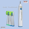 MAF8100 wholesale alibaba travel electric toothbrush vibrator with battery