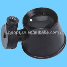 Eye glass Magnifier/hand free magnifier/eye led loupe