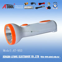 hot sale manual emergency rechargeable infrared flashlight