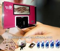 Popular pro Digital nail printing machine with computer