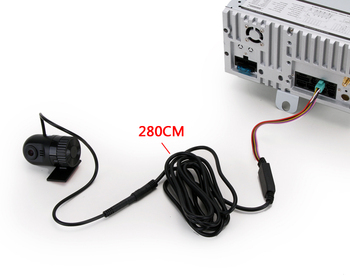 hotaudio Car DVR Hidden Installation HD Camera 140 Degree Support Control on screen G-Sensor