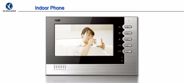 Video Door Phone for Apartment