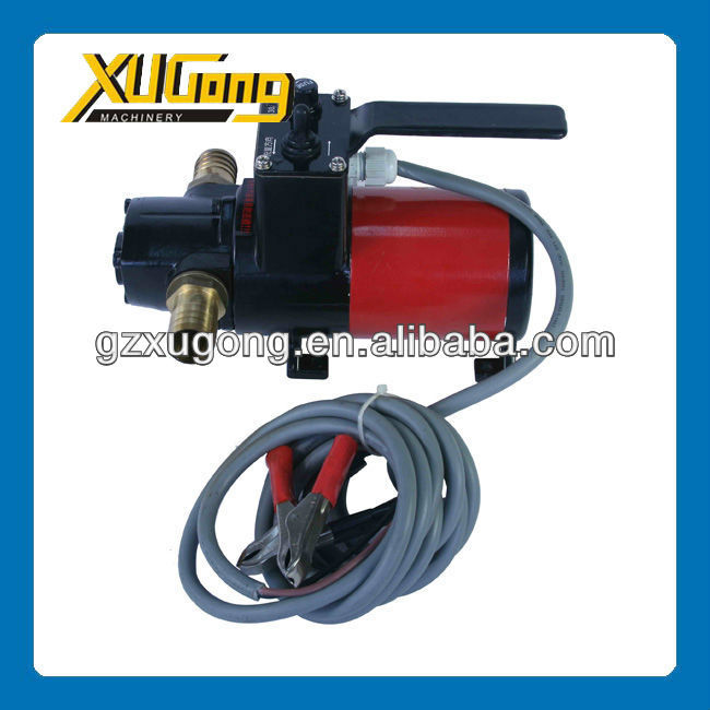 12V/24V electric diesel transfer pump