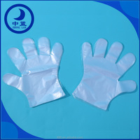 disposable poly gloves with ISO13485