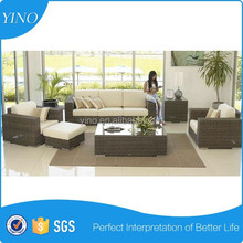 Home Design Modern Indoor&outdoor Furniture Sofa Set VL1088