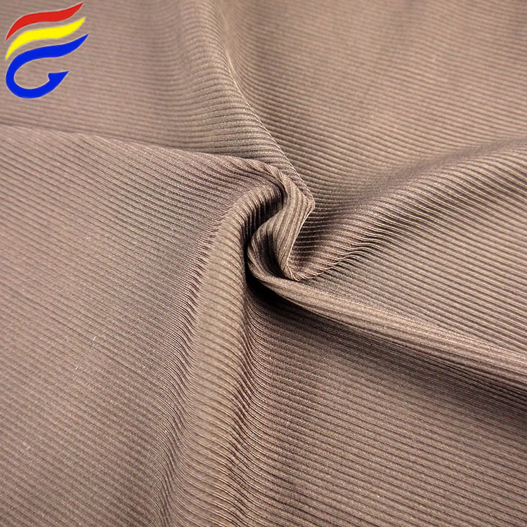 90%nylon10%spandex China factory high stretch polyamide knit shoes fabric wholesale