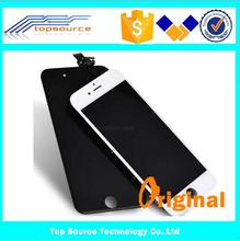 100% Original new spare parts For iPhone 5S LCD Screen Display Touch Digitizer Complete Assembly Replacement
