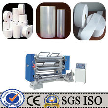 china Non woven and film QFJ-V1100 Computer Control vertical Slitting and rewinding Machine