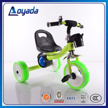 2017 Safety Kid bicycle tricycle for sale new design child tricycle