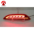Professional rear bumper lamp led reflector for honda city brake warning light for HONDA CITY back tail light 14-16