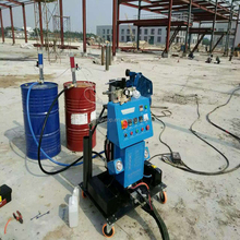 380v polyurea spray on polyurethane foam roofing machine