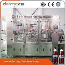 Best price of carbonated soft drinks making machine for plastic bottle with best cost With Good Quality