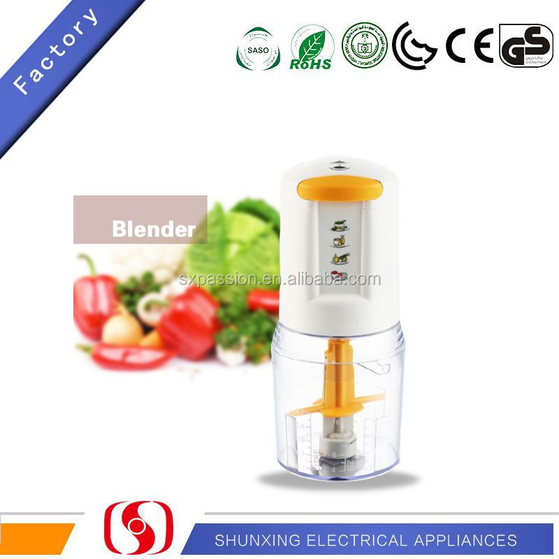 Easy cooking electric kitchen appliance meat chopper