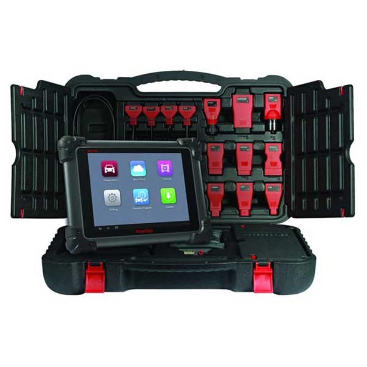 In stock autel maxisys pro autel maxisys ms908p Automotive Diagnostic & Analysis System with j2534 hardware--Celine