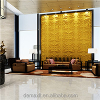 BUILDING DECORATION MATERIAL 3D WALL BOARD BANQUET HALL