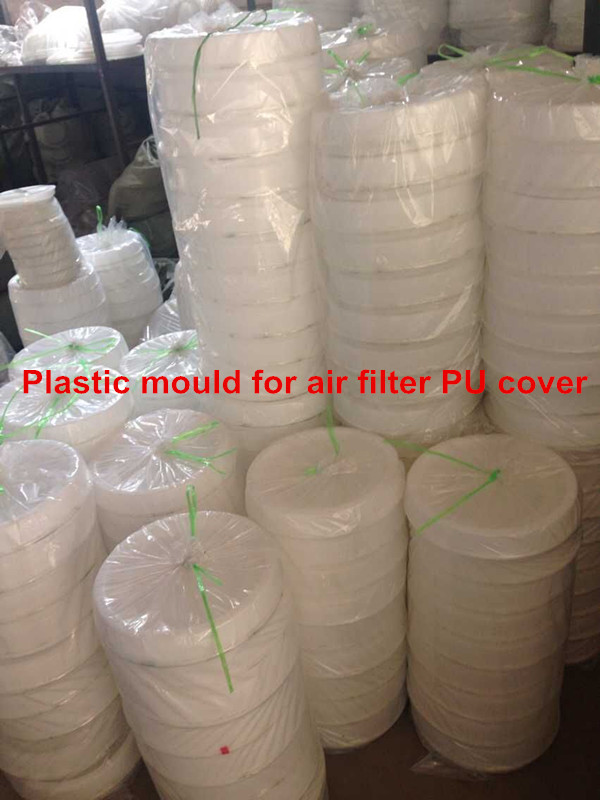 Cheapest price yellow color oil filter paper for Lf670 oil filter