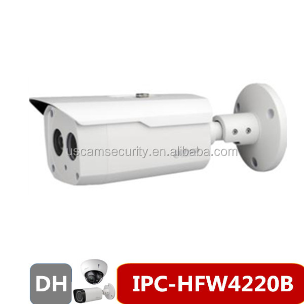 Dahua IPC-HFW4220B 2.0 megapixel Fixed Lens Waterproof Bullet Dahua IP Surveillance CCTV Camera