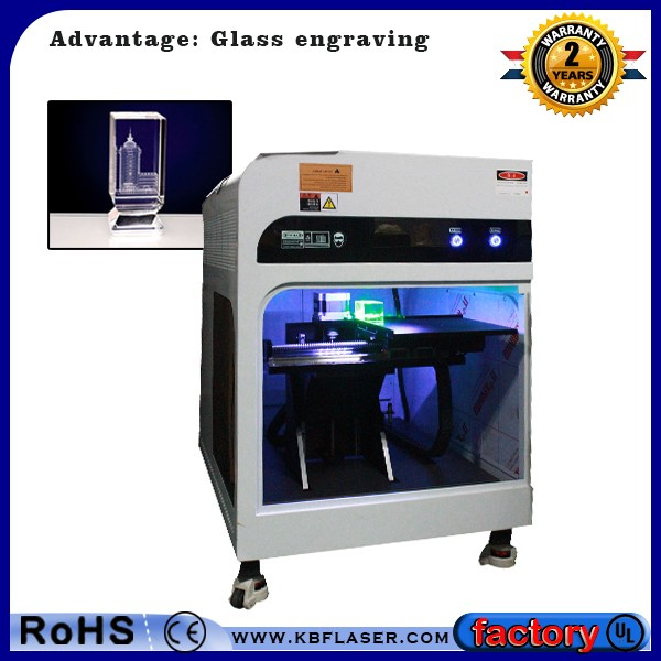 Best Selling High Precision 3D Laser Crystal Engraving Machine for Crystal Price