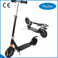 200mm PU Wheel Scooter Folding and Adjustable Kick Scooter