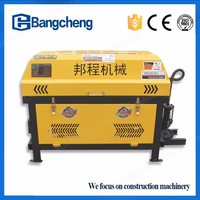 anti-etch new metal straightening and cutting machine