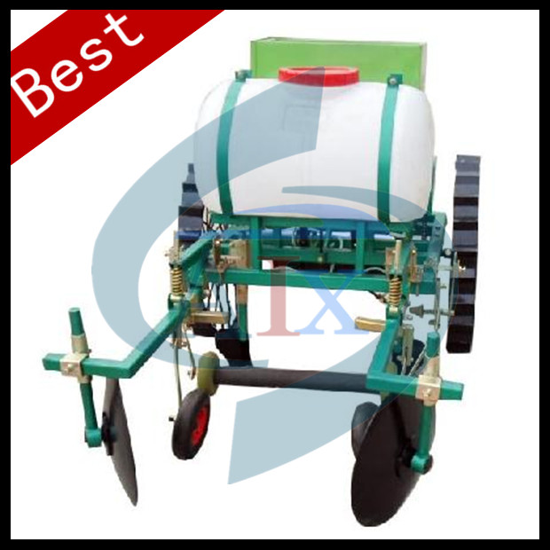 agricultural tool mulch applicator for potato planter