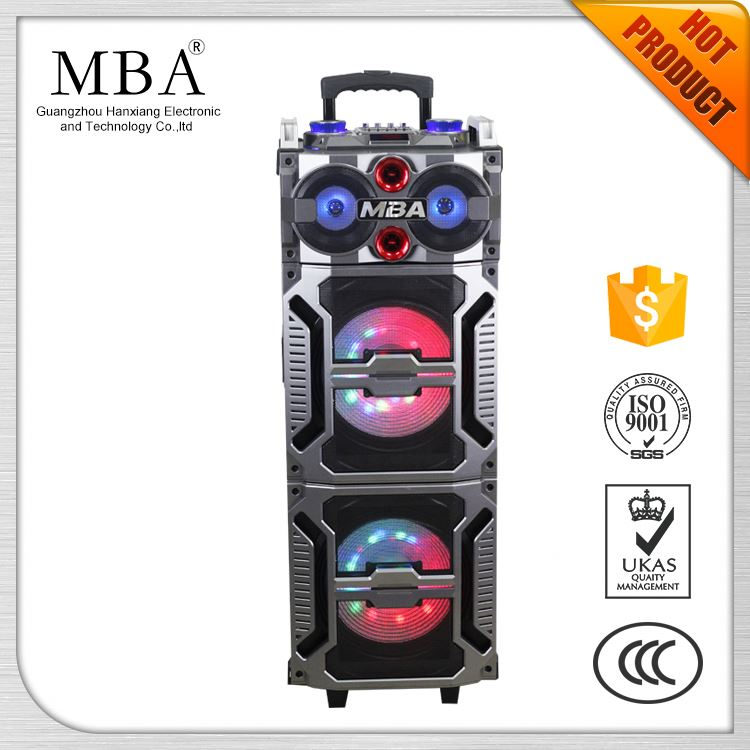 Modern design fm radio mini digital multimedia bulb speaker