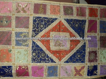 new ethnic boho wall hangings patchwork