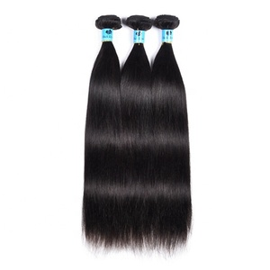 100% Remy Malaysian Human Hair Bundles, Natural Cuticle Aligned Hair
