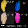 RT155 High Quality Wholesale Costume And Garment Ostrich Pheasant Feather Down Feather
