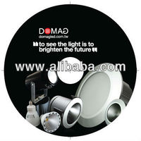 Architecture lighting 10W LED Down Light HRN101 best for luxury hotel use