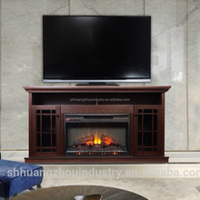 decorative electric fireplace no heat