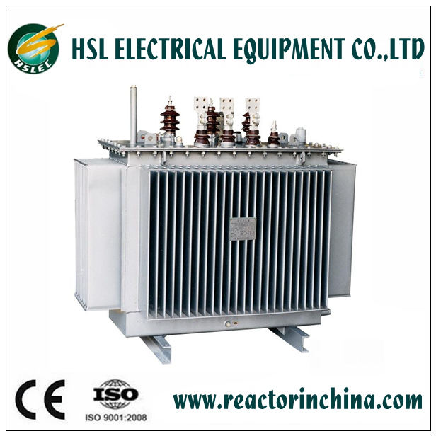Power usage oil cooled transformer 800KVA high quality low price