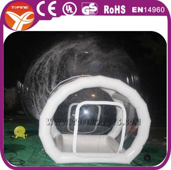 inflatable bubble tent for sale