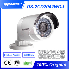 4.0MP Hikvision H.264 Bullet IP Camera DS-2CD2042WD-I In Stocks