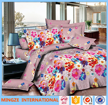 New design polyester printed fabric home textile fabric