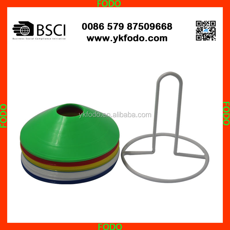 "Soccer Speed Training Cones Sports Agility Safety Cones 2""(FD698B)"
