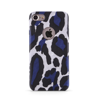ODM OEM Customized Cell Mobile Smart Phone Common Leopard IMD Case For Iphone 5 5s 6 6plus