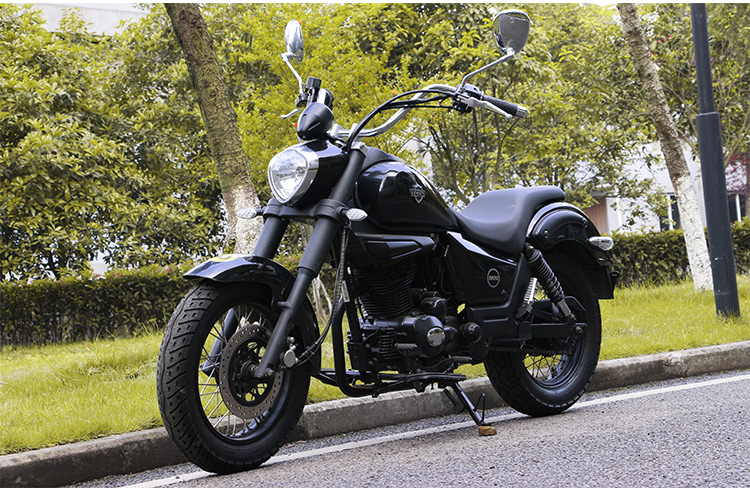 2017 new design 250cc chopper motorcycle for sale