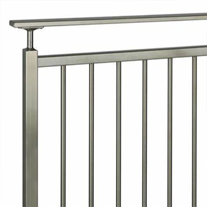 New Design Home Safety Protection Stainless Steel Rod Railing Systems