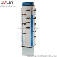 120pcs Acrylic sunglasses display stand with cabinet
