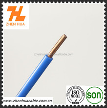 1.5/2.5MM2 Single Wire Solid Copper Conductor PVC Insulation Single Cable