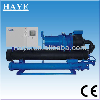 Industrial Screw Water Cooled Chillers