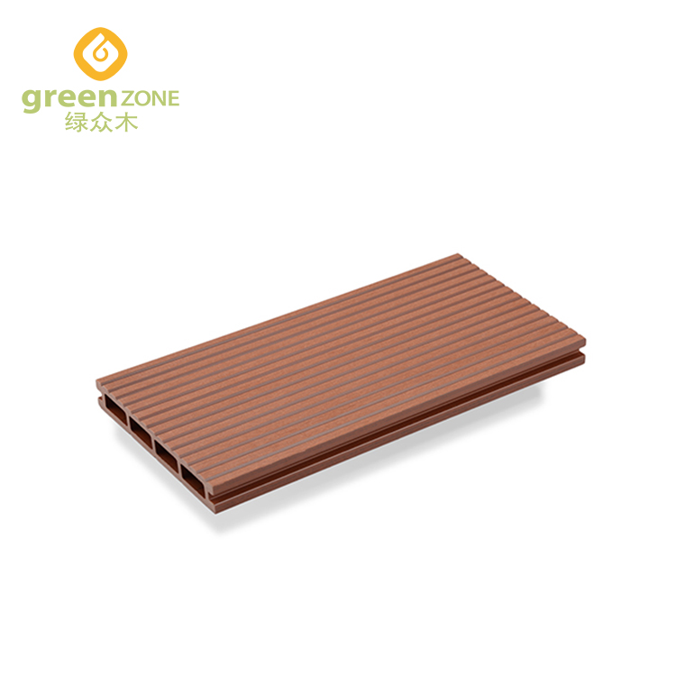 New production wpc low maintenance china promotional co-extrusion wpc decking