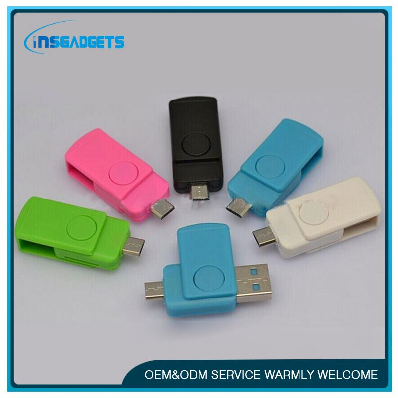 android mobile phone otg card reader ,H0T209 usb proximity card reader for sale