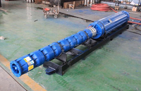 Vertical Multistage Submersible Pump