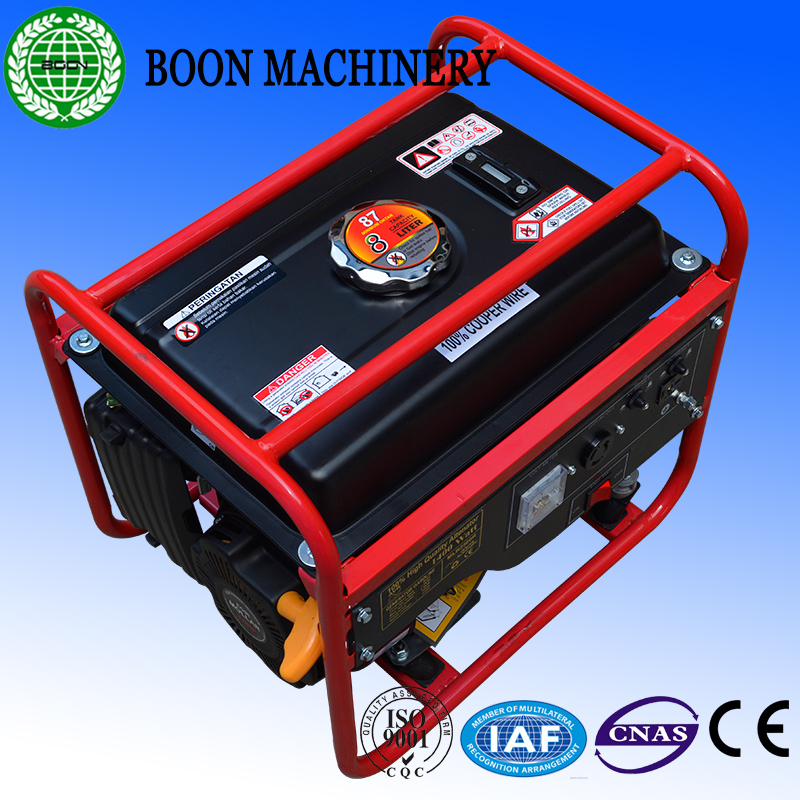 single phase 220v 1kv electric power portable generator for famlily use