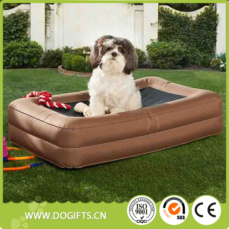 Washable Brethable Inflatable Dog Bed